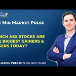 Top Losers Today Asx