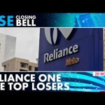 Top Losers Today At Bse